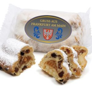 German Christstollen from Dresden #Christmas