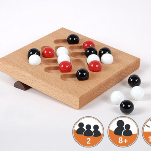 #MADEINGERMANY - Kipp 4 Wooden Games handcrafted