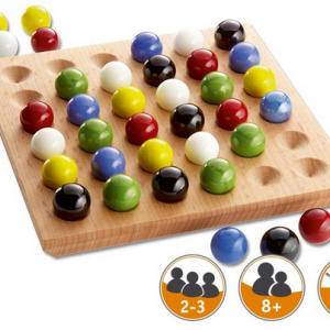 Paletto Game with marbles #MadeinGermany