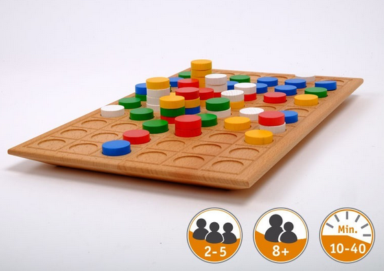 Wooden Games by Anything from Germany