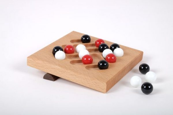 #KIPP4 - Handcrafted Games 100% Wood