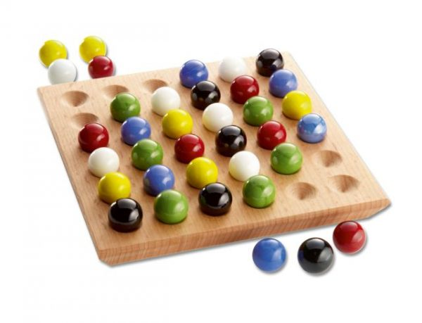 MADE IN GERMANY - Paletto Game with marbles
